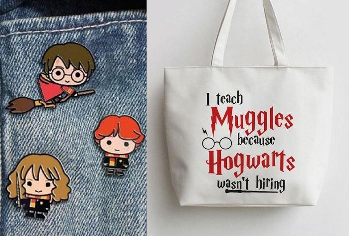 11 gadżetów, które pokocha fan Harrego Pottera