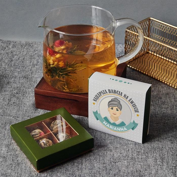 herbata kwitnąca dla babci