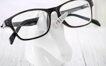 jednorozec okulary
