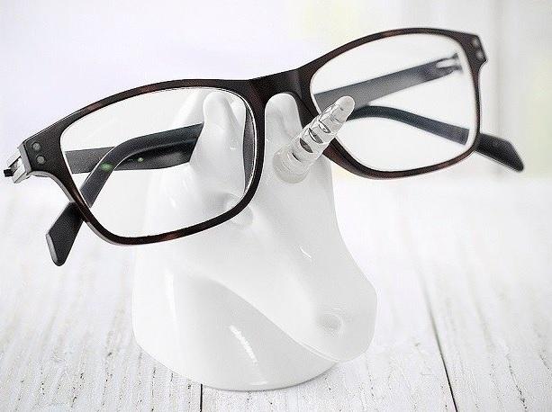 Stojak na okulary jednorożec