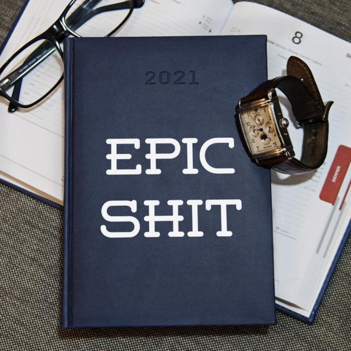 kalendarz epic shit