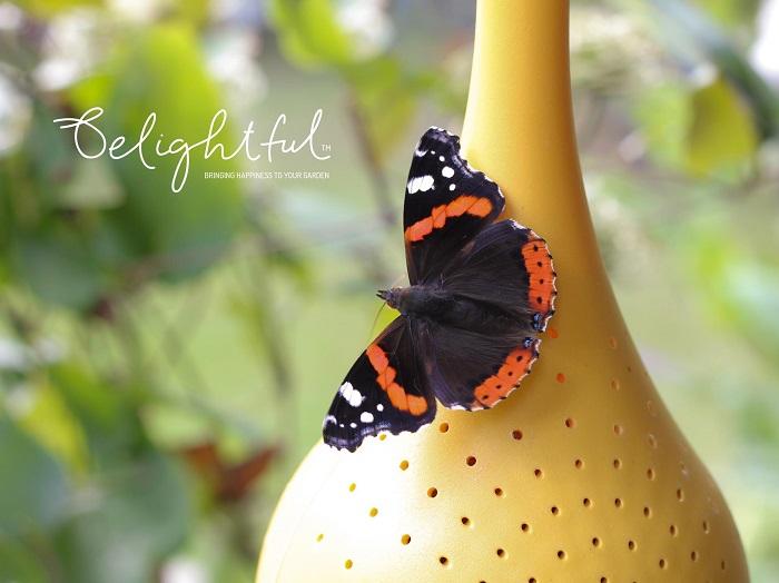 Karmnik dla motyli Butterfly Oasis by Belightful Design