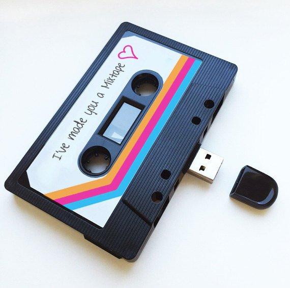 kaseta pendrive