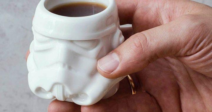 kieliszek espresso stormtrooper