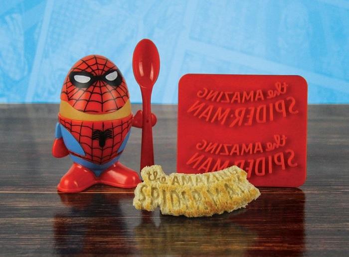Kieliszek na jajko Spiderman