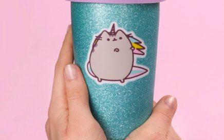kubek ceramiczny kot Pusheen
