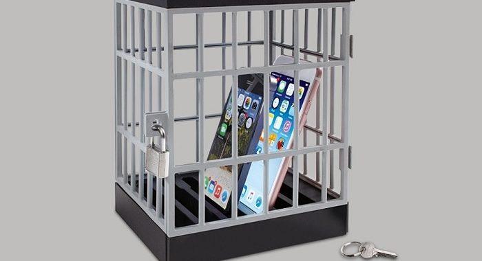 wiezienie dla smartfona