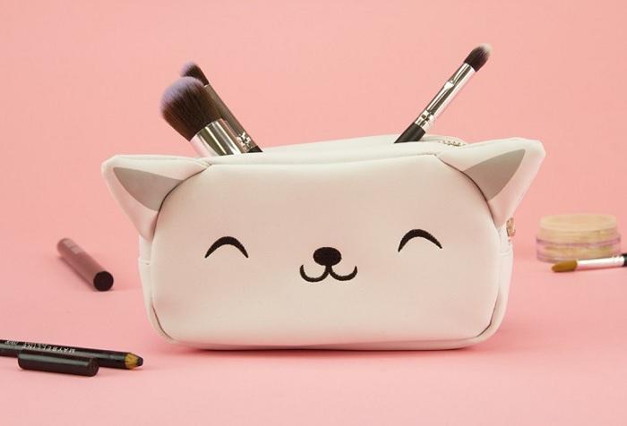 Kosmetyczka kotek - Meow do I look