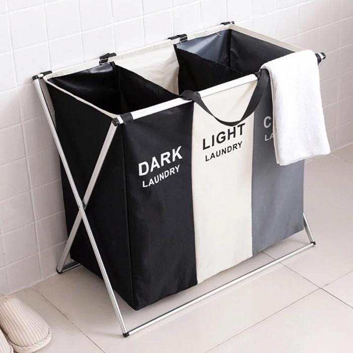 kosz do segregacji prania