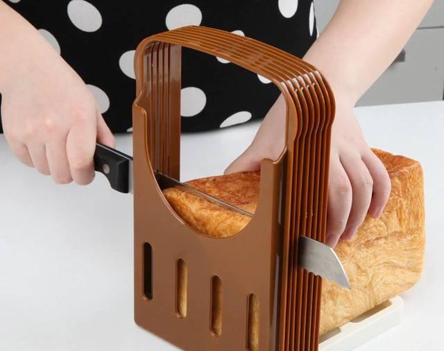 Krajalnica do chleba, dzięki której uzyskasz idealne kromki