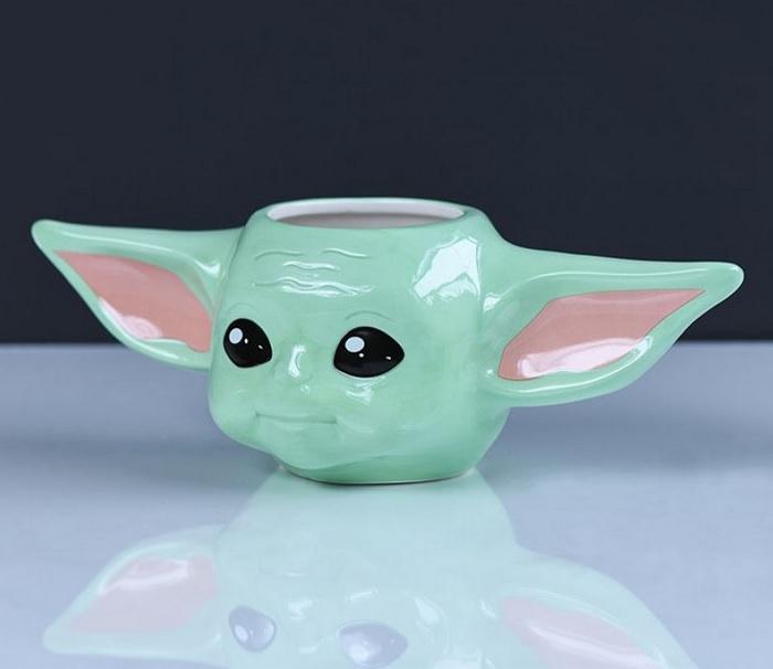 Kubek Baby Yoda z serialu The Mandalorian