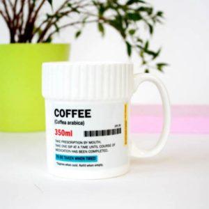 Kubek recepta na kawę