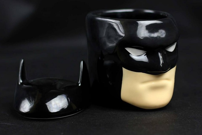Kubek Batman 3D