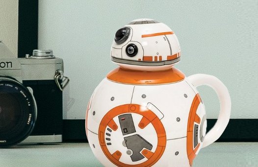 Kubek z pokrywką Star Wars BB-8