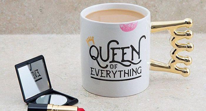 kubek queen of everything
