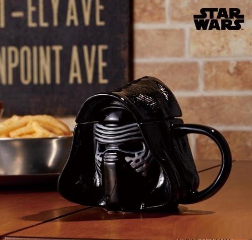 Kubek z pokrywką Star Wars Kylo Ren