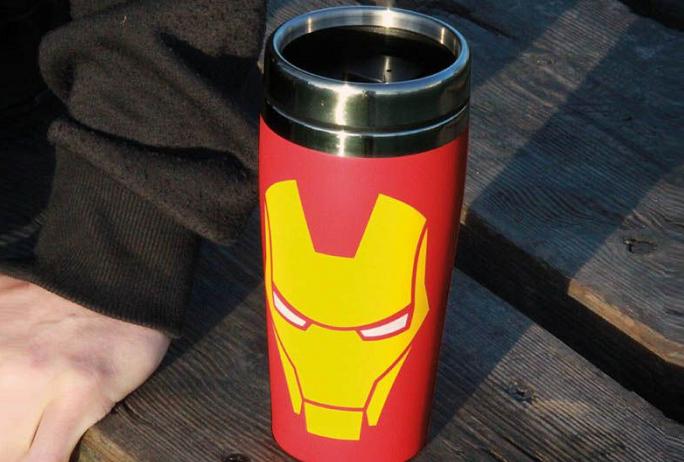 Kubek termiczny Iron Man