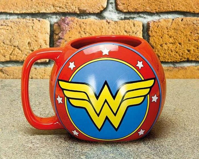 Kubek Wonder Woman