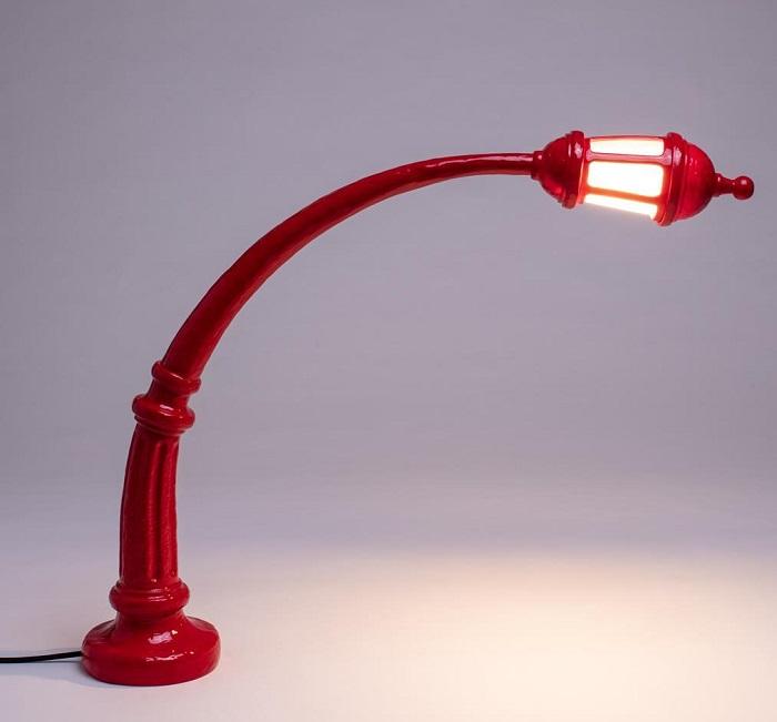 lampa latarenka