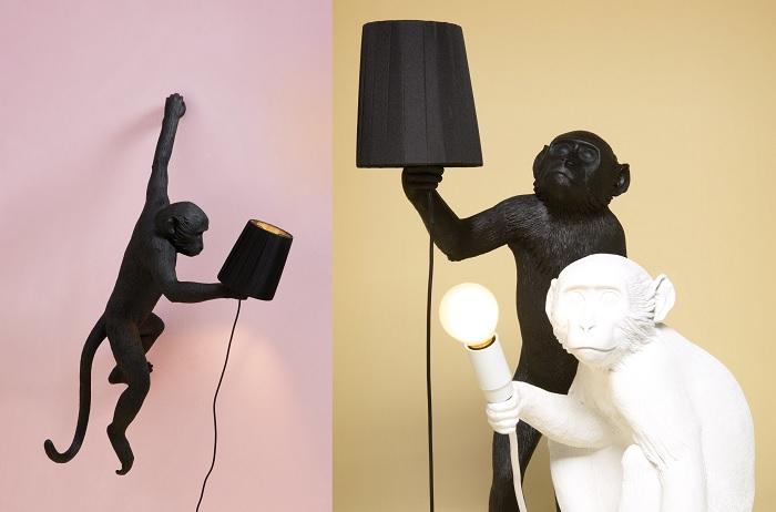 Lampa małpa By Seletti