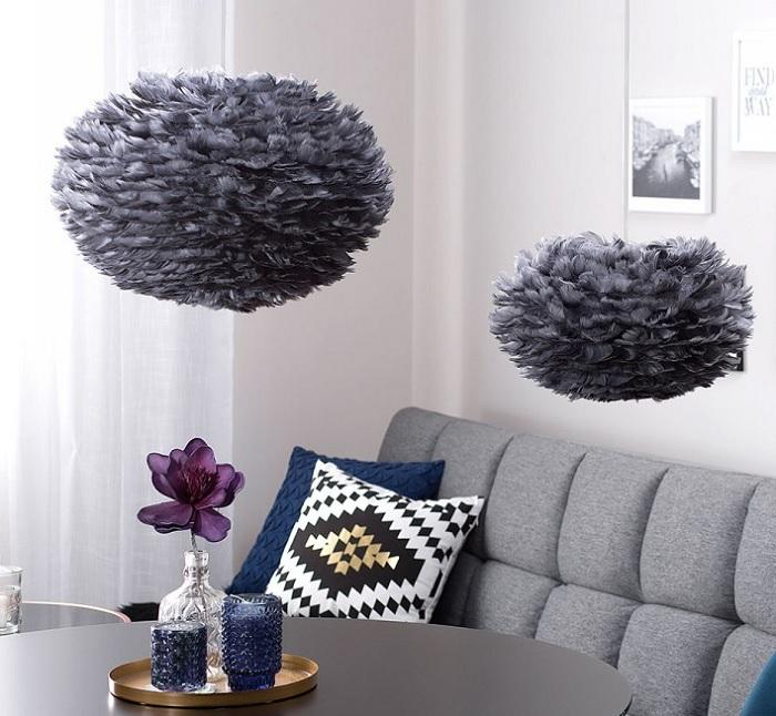 lampa piorka