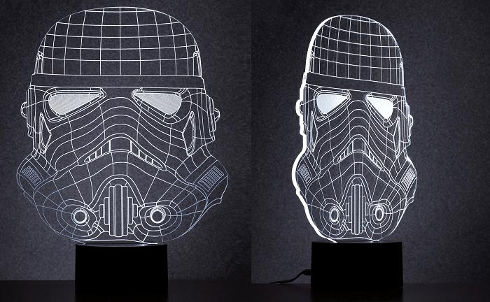 Lampka nocna Star Wars Stormtrooper