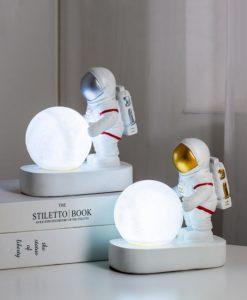 lampka astronauta