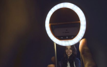 lampka do selfie 1