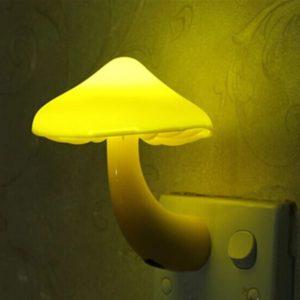 lampka grzybek