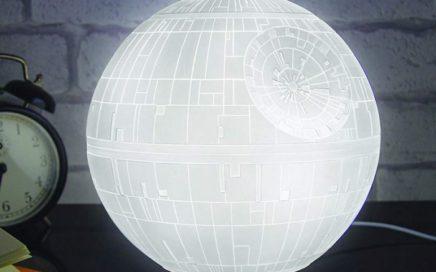 lampka gwiazda smierci star wars