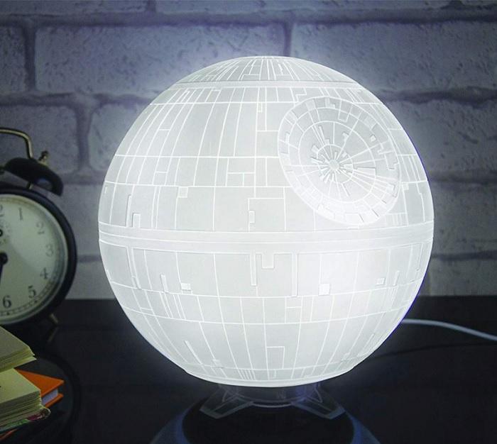 Lampka nocna Star Wars Gwiazda Śmierci by Lucasfilm