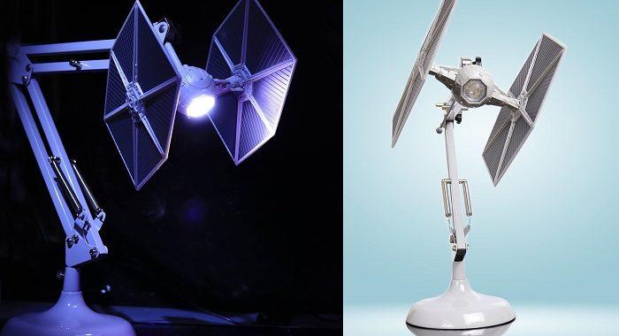 lampka star wars
