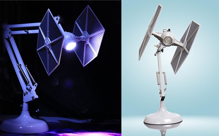 Lampka Star Wars – TIE fighter