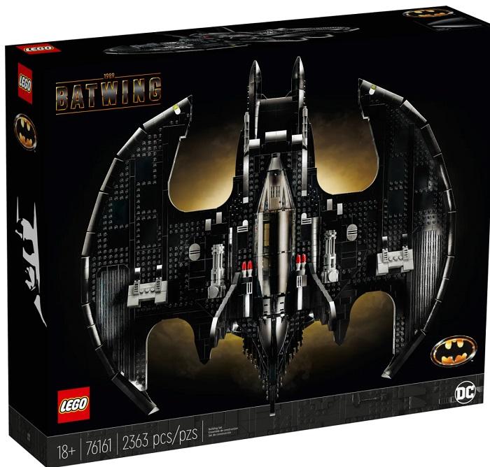 lego batman batwing 9