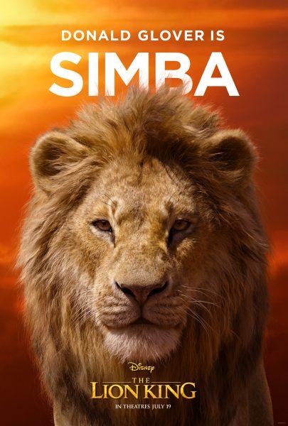 plakaty krol lew film 7