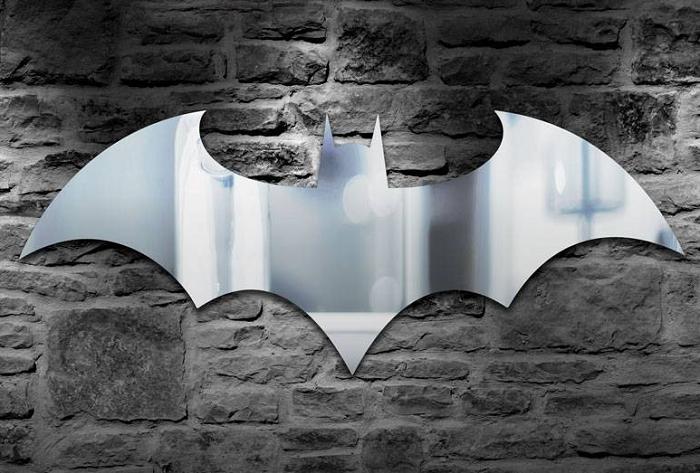 Lustro Batman Logo