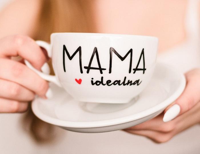 mama idealna kubek