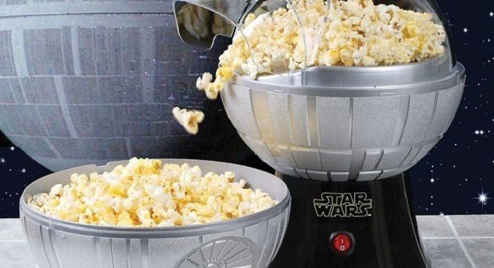 maszynka do popcornu star wars