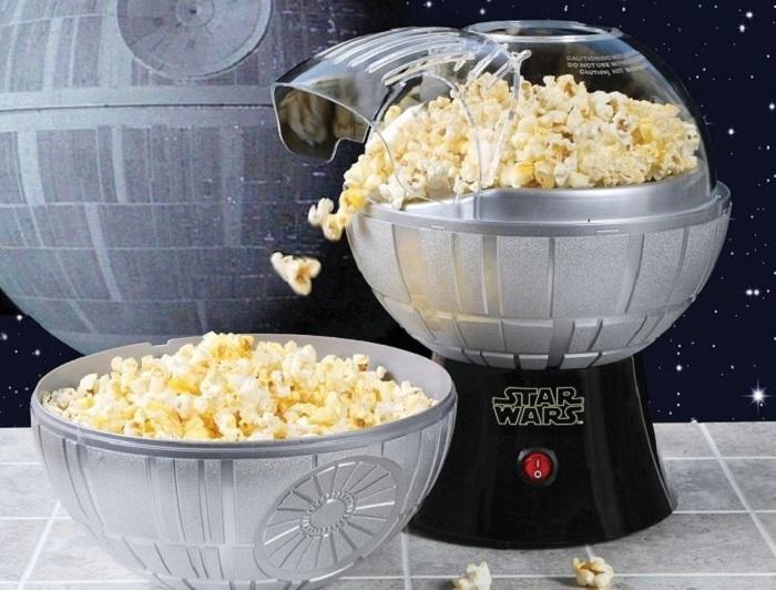 Maszynka do popcornu Gwiazda śmierci - Star Wars