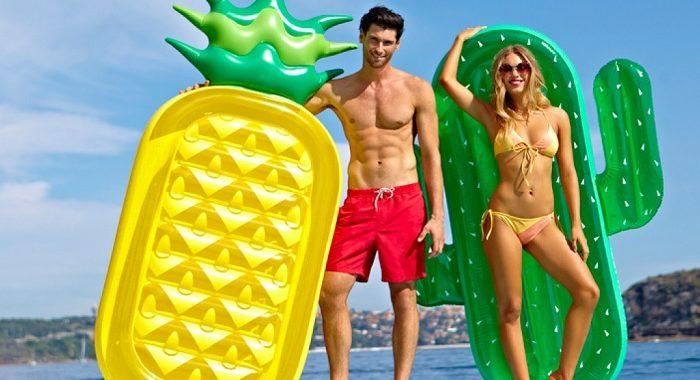 materac ananas