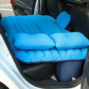 materac do auta tylne siedzenie