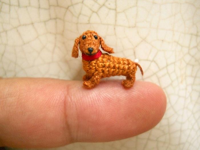 mini zwierzaki pies