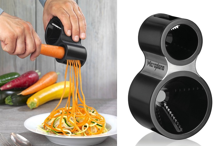 Obierak do warzywnego spaghetti od Microplane