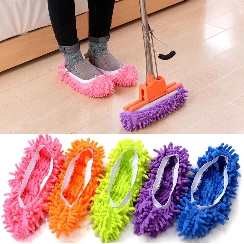 nakładki na stopy mop
