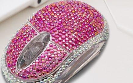 myszka księżniczki z brylancikami