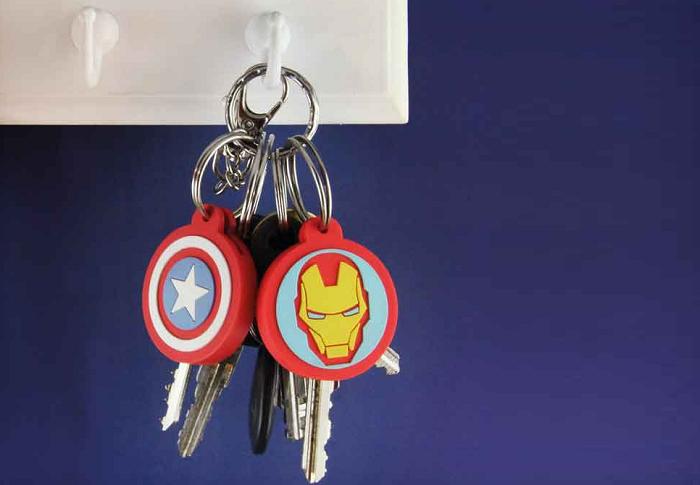 Nakładki na klucze Avengers