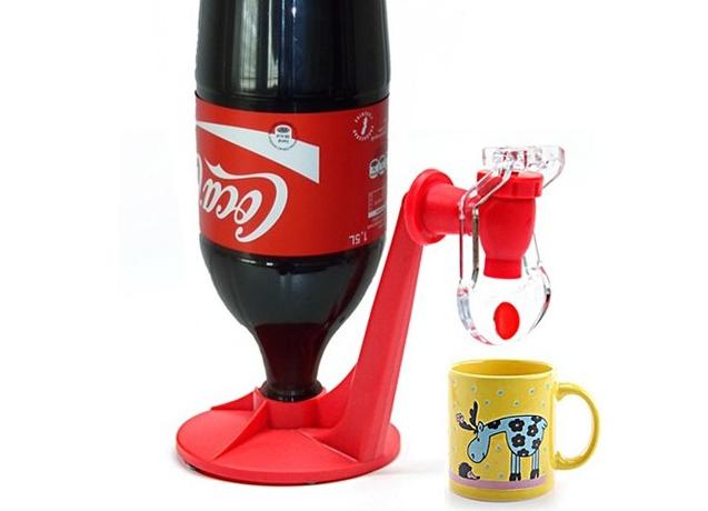 Dozownik do napojów w butelkach