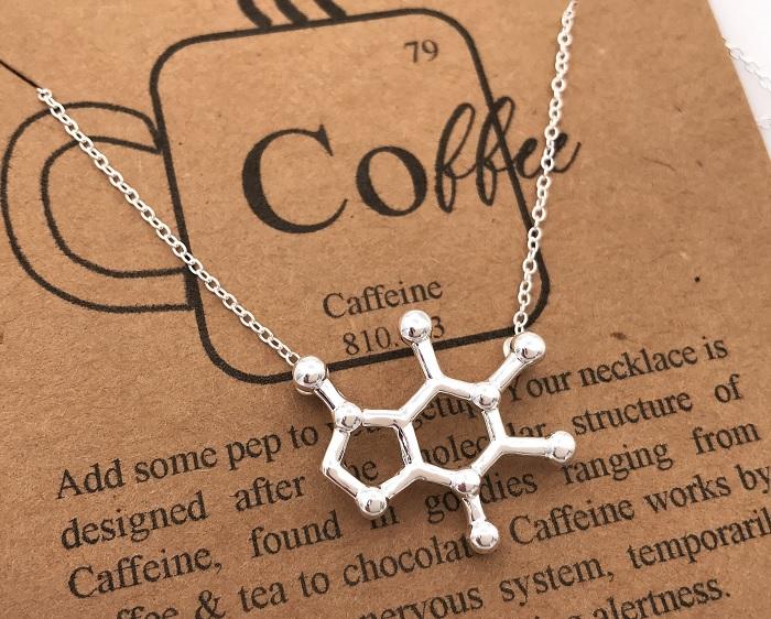 naszyjnik kofeina