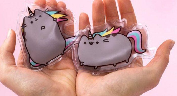 ogrzewacze do dłoni kot pusheen