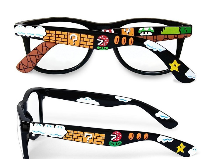 okulary mario